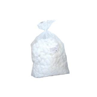 Coton hydrophile à usage médical
