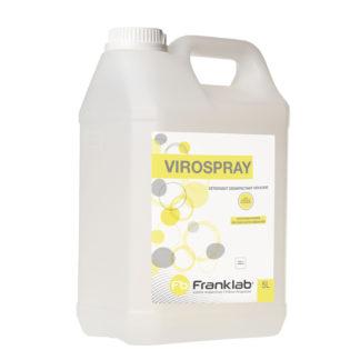 Virospary détergent désinfectant