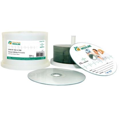 Splincers de 100 CD grade médical imprimables sous cloches