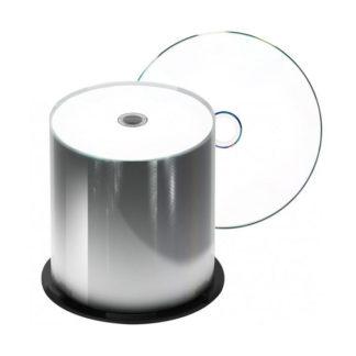 Splindlers de 100 CD-R grade médical imprimables sous cloches