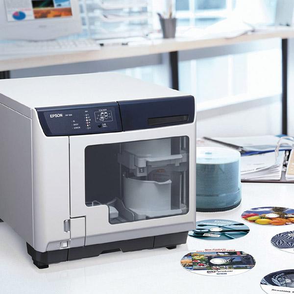 imprimante médicale de gravage et archivage
